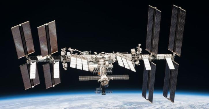 ISS Leak NASA