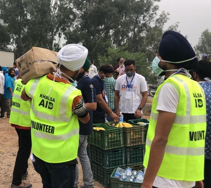 Khalsa Aid, Khalsa Aid India, Khalsa Aid Punjab, Punjab Farmers Protest