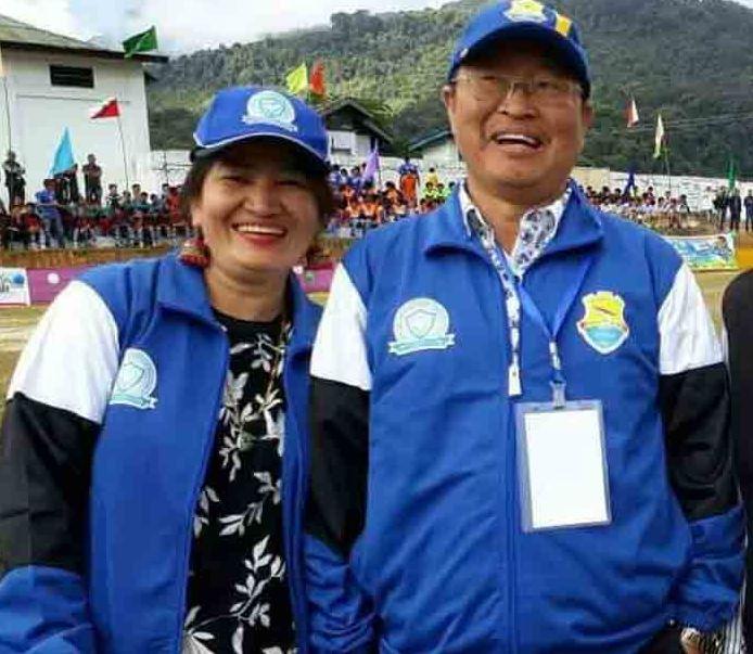 Gibi and Minli Tato