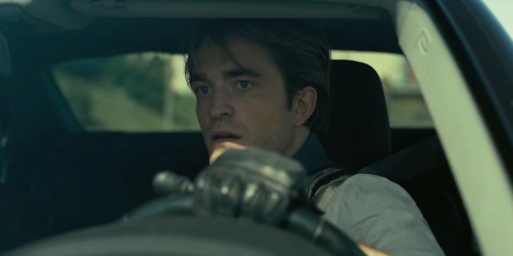 Robert Pattinson / Tenet Trailer