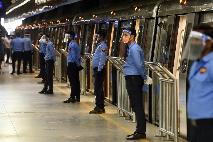 Delhi Metro, Metro Resumption, Metro Service Resume, Hyderabad Metro, Metro COVID-19 Guidelines, Social Distancing