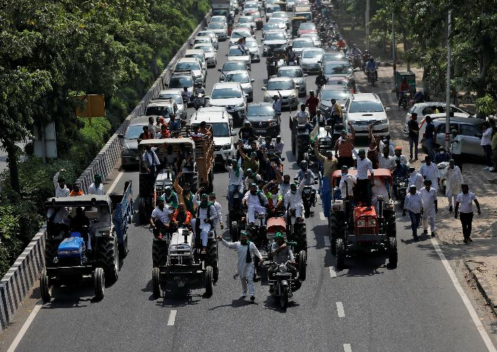 Farmers Protest, Bharat Bandh, Nationwide Farmers Protest, Farmers Protest  Punjab, Farmers Protest  Delhi, Farmers Protest  Haryana