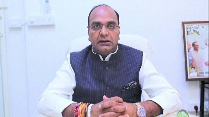 Minister Vishwas Sarang / Agencies