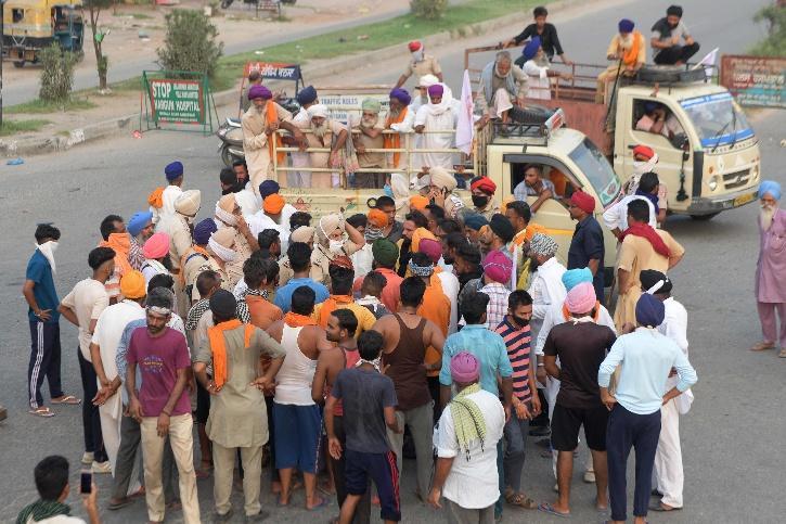 Farmers Protest, Farmers Protest Punjab, Farmers Protest Haryana, Farmers Protest Death, Farmers Bill, Farmers Bill Protest