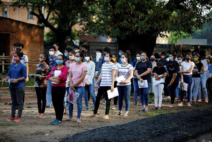 JEE Exam, JEE Exam Today, JEE Exam Postponed, JEE Exam Protest, JEE Exam Delhi, JEE Exam COVID-19