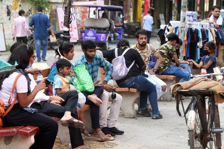 Delhi Corona Cases in September