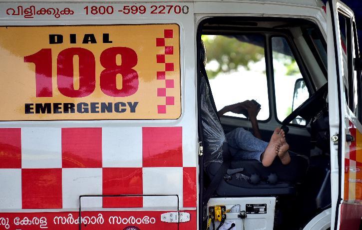 Ambulance Drivers, Ambulance Drivers COVID-19, COVID-19 Ambulance Drivers, Frontline Warriors, Healthworkers