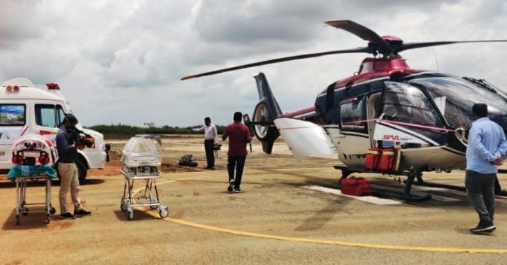 Air Ambulance, Ambulance Service, Karnataka Air Ambulance, Covid-19 Ambulance, Medical Services, Auto News, India News