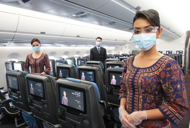 """Singapore Airlines has abandoned an idea to put passengers on """"flights to nowhere"""""""