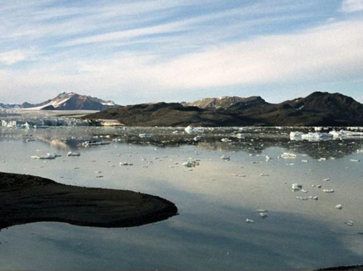 As the Arctic melts, the ocean will absorb more heat