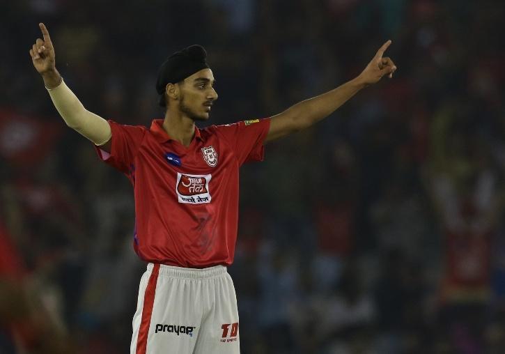 Arshdeep Singh Kings XI Punjab