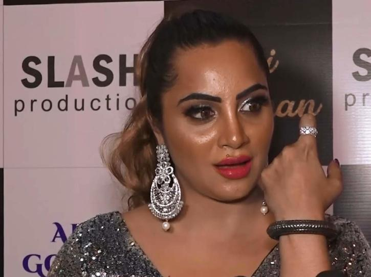 Arshi Khan Bigg boss 11 contestant