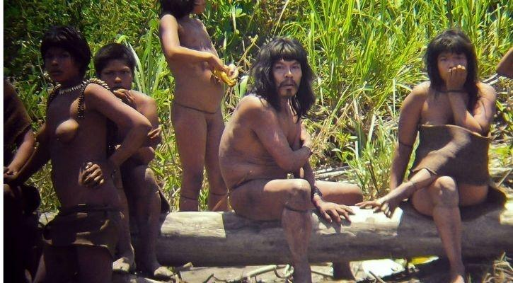 uncontacted mascho piro tribe covid-19