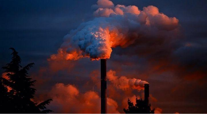 pollution carbon emission