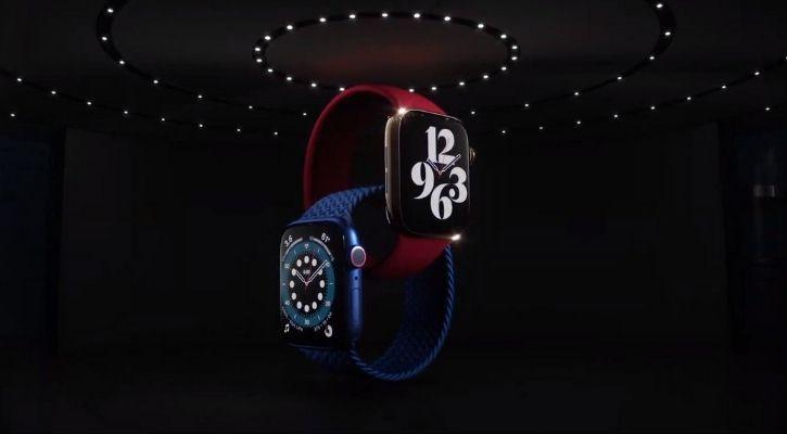 Apple watch se apple watch series 6