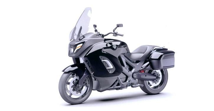 Aurus Escort, Electric Motorcycle, Kalashnikov Group, Russia President Motorcade, Putin Electric Bike, Electric Vehicles, Auto News