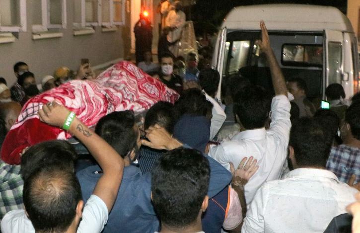 Babar Qadri, Babar Qadri Lawyer, Babar Qadri Shot Dead, Kashmir Lawyer, Srinagar Lawyer