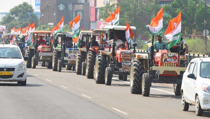 Farmers Protest, Punjab Farmers Protest, Farmers Protest Haryana, Nationwide Farmers Protest, Farmers Bill Protest