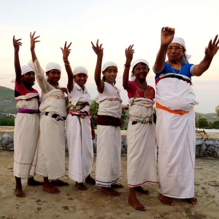 Badagas are a tribe living in around 400 villages called the 'hattis'