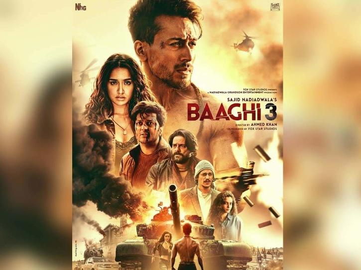 bhaagi  3 highest grossing movie of 2020