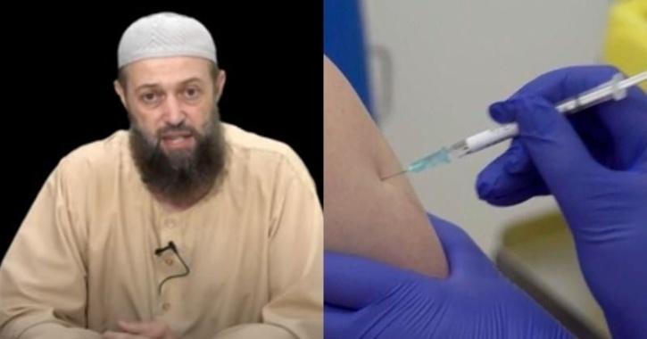 Controversial imam urges Muslims not to take coronavirus vaccine