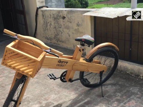 Punjab's man creates an eco-friendly bicycle amid lockdown
