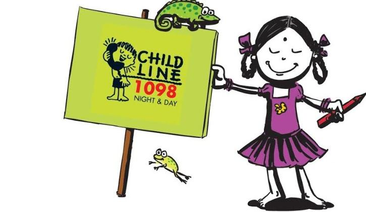 Childline India helpline received more than 92,000 SOS calls asking for protection from abuse.