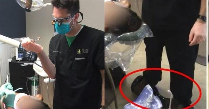 Rogue dentist who yanked patient's tooth out while riding hoverboard gets 12 years jail