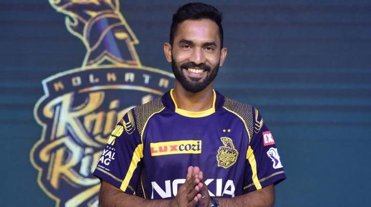 Dinesh Karthik (Captain)