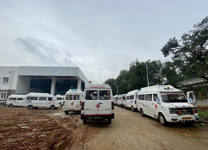 COVID patients, COVID patients Ambulance, COVID-19 Ambulance Delhi, COVID-19 Ambulance Mumbai, COVID patients Ambulance Pune