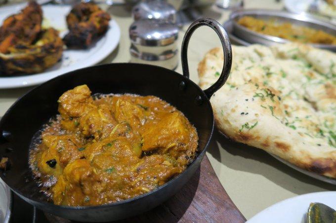 food at The Halal