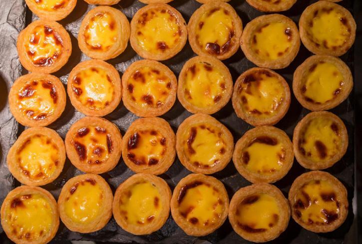 Egg Tarts, Macanese