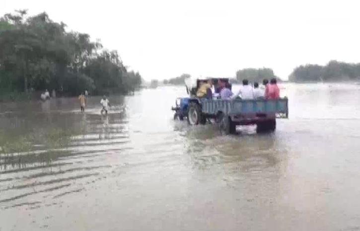 Bihar Bridge, Bihar Bridge Collapse, Kankai river, Kishanganj district, Goabari village