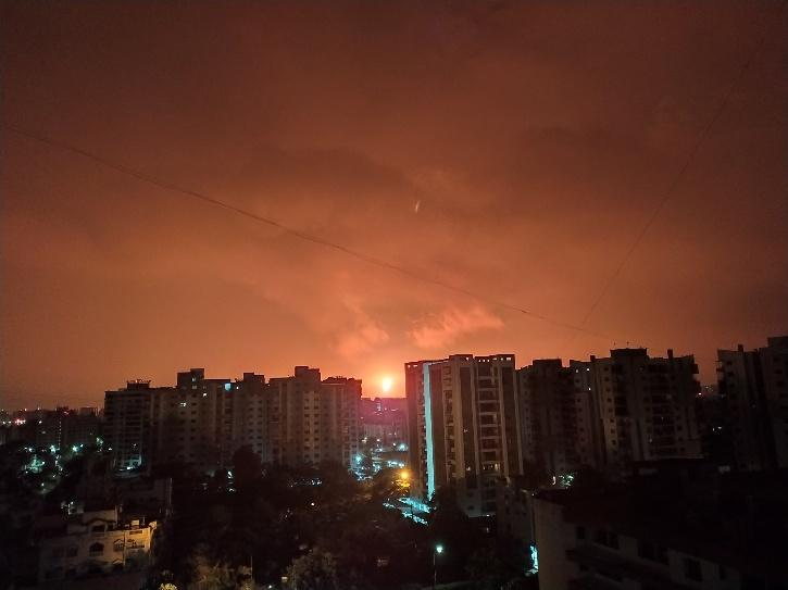 Surat, Surat Blast, Surat ONGC, Surat Fire, Surat Explosion, Surat ONGC Blast