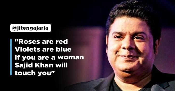#ArrestSajidKhan After Indian Model Paula Accuses Filmmaker Of Sexually Harassing Her At 17