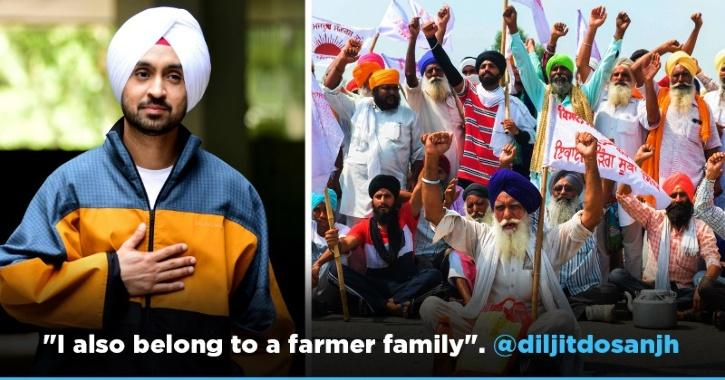Diljit Dosanjh And Ammy Virk Oppose Farm Bills, Stand With Farmers Amid Nationwide Protests