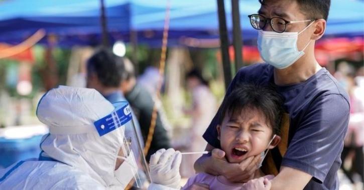 China Reports Sudden Rise In Asymptomatic Coronavirus Cases In Xinjiang