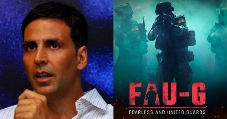 FAU-G Akshay Kumar