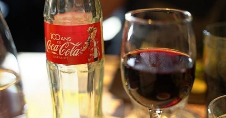 wine obesity soft drinks