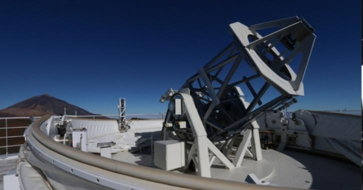 Europe's Largest Solar Telescope, GREGOR, High Resolution Images Of The Sun, Solar Images, Solar Magnetic Field, Technology News