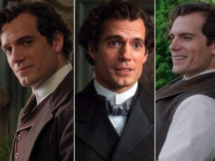 Forget Superman, People Are Gushing Over Henry Cavill As A Soft & Pure Sherlock In Enola Holmes