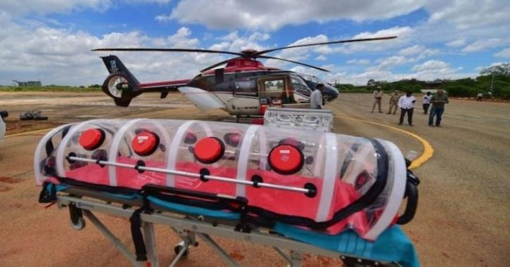 Integrated Air Ambulance Service To Transport Covid-19 Patients Launched In  Karnataka