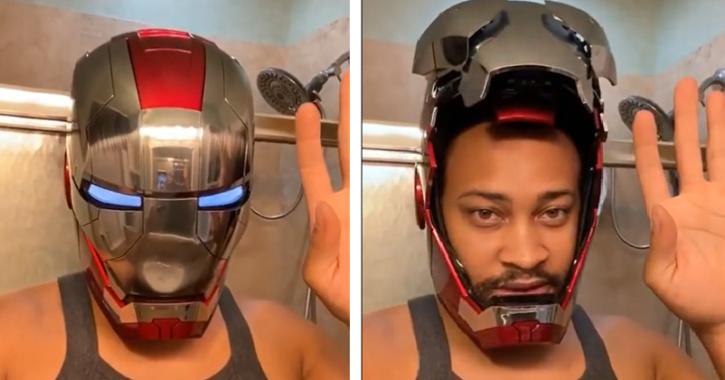 Real-Life Iron Man Helmet, Jarvis, Iron Man Suit, Iron Man Movie, Tony Stark, Artificial Intelligence, Exoskeleton, Technology News