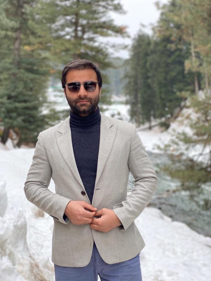 Irshad Ahmad Hazari