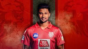 K Gowtham Kings XI Punjab