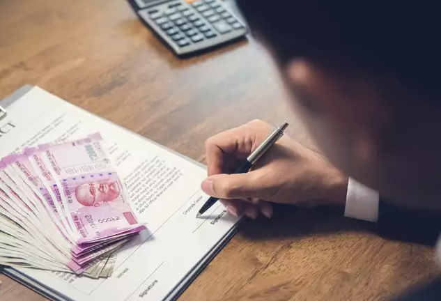 Cutting out loan from your budgetting slate