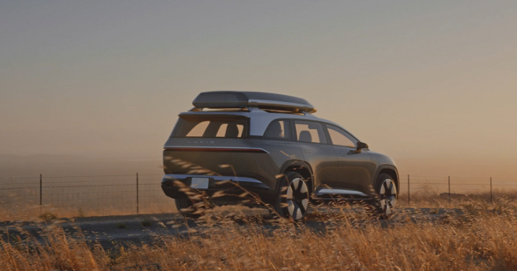Project Gravity All Electric SUV