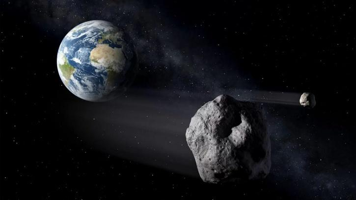 Asteroid the size of a BUS will fly within just 13,000 miles