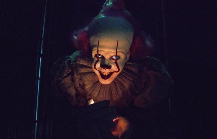 Penniwise clown