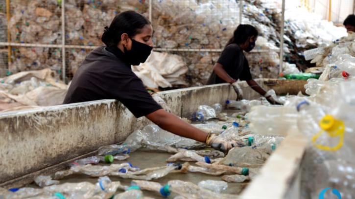 The Body Shop and Plastics For Change take the human approach to tackle this problem